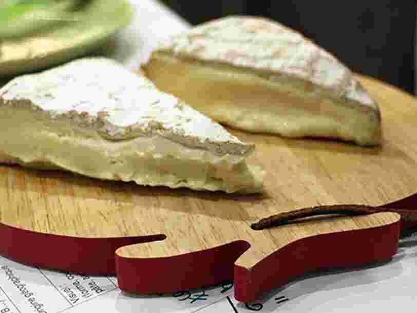 Brie, Camembert, St Nectaire... Les 7 fromages français qui sont les plus vendus à l'étranger