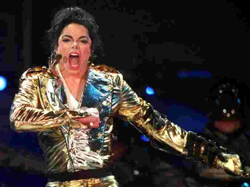 Michael Jackson est la star décédée qui rapporte le plus d'argent 10 ans après sa mort