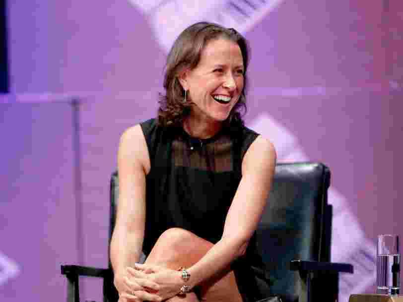 L'Américain 23andMe lève 200M$ pour faire des tests ADN un produit de grande consommation