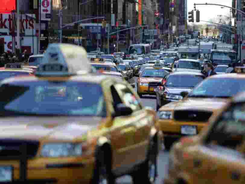 Ces 7 villes sont les plus embouteillées du monde