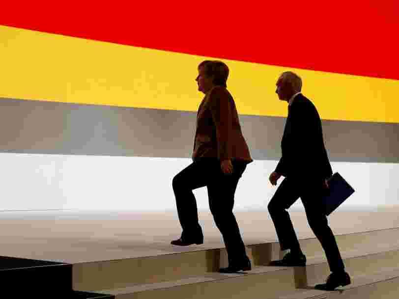 Angela Merkel quitte la direction du parti conservateur allemand après 18 ans de règne — 3 candidats sont sur les rangs