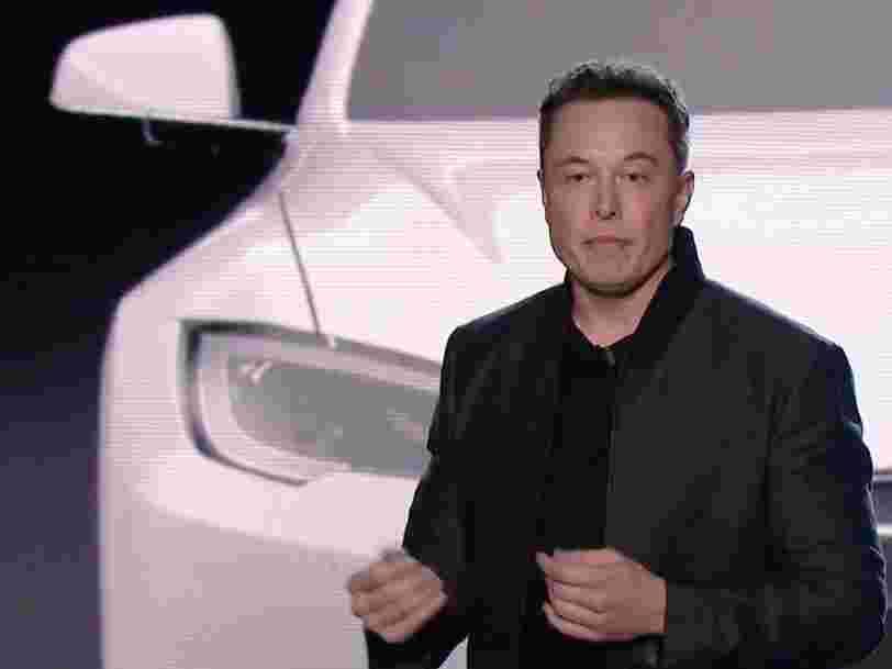 Elon Musk annonce que Tesla a obtenu toutes les autorisations pour lancer la production de la Model 3