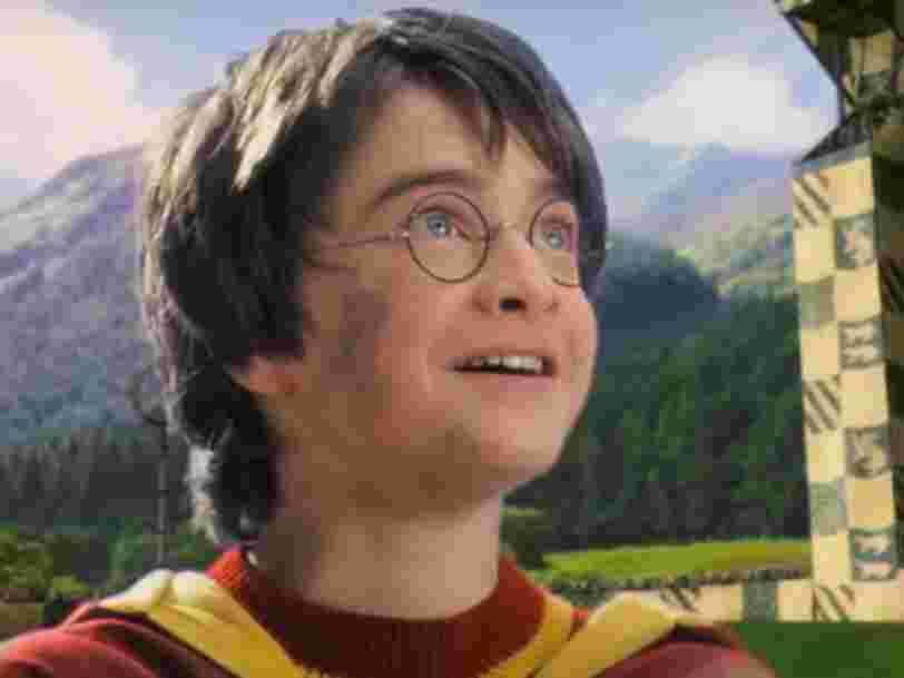 Il y a un nouveau chapitre de la saga Harry Potter — et il a été écrit par une intelligence artificielle