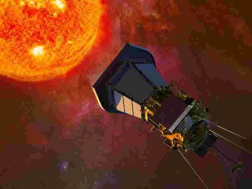 La NASA s'apprête à lancer une sonde à 1,5 Md$ pour 'toucher le soleil' et étudier la mystérieuse atmosphère ardente de notre étoile