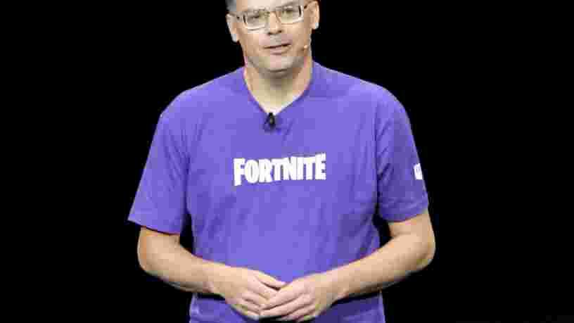 Le patron de 'Fortnite' a passé des jours à attaquer Google pour avoir fait 'des relations publiques bon marché' en divulguant une faille dans la sécurité du jeu