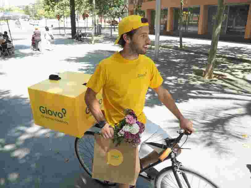 La startup espagnole de livraison Glovo lève 115M€ et veut recruter 'plus d'une centaine' d'ingénieurs en Europe