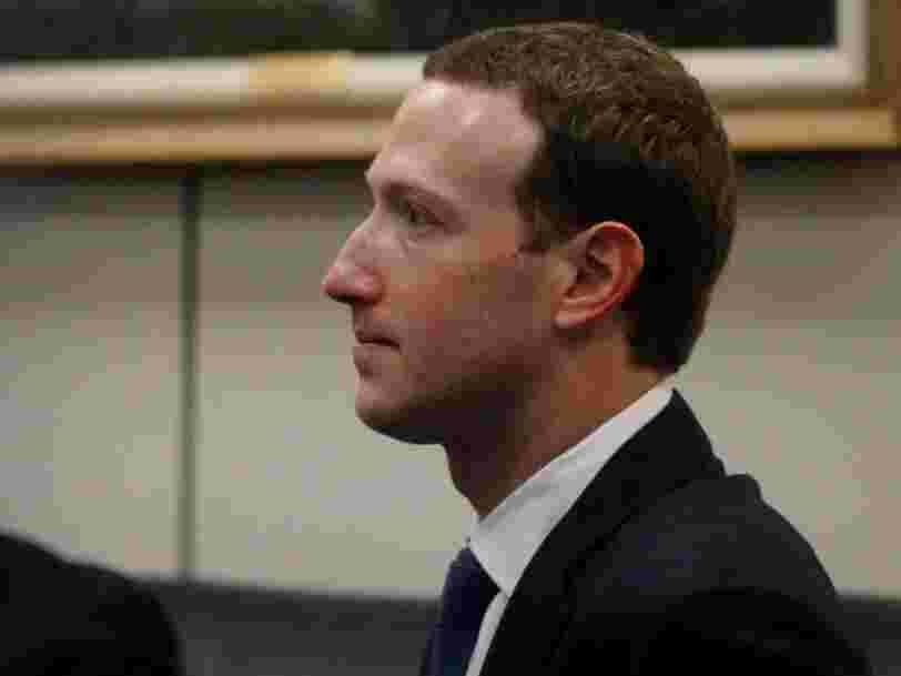Le Congrès des Etats-Unis a dévoilé les remarques préparées par Mark Zuckerberg pour son audition sur le scandale Cambridge Analytica