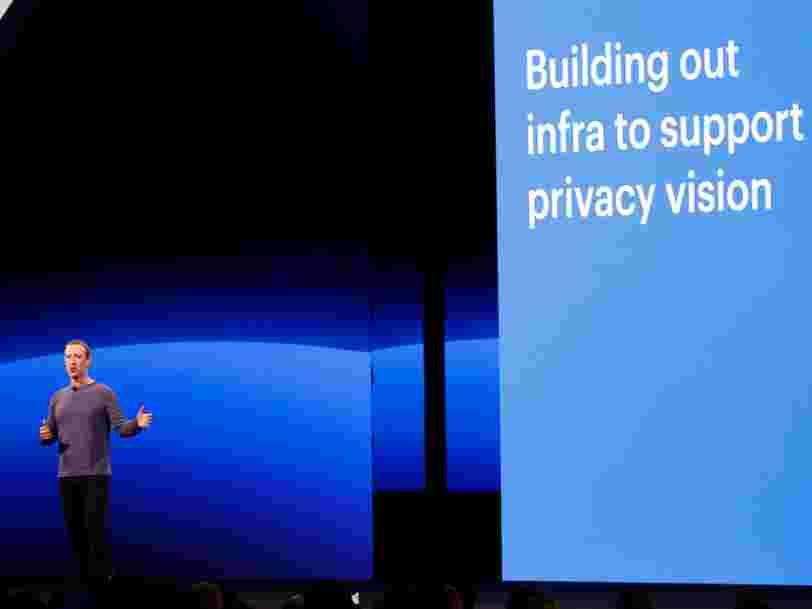 Facebook réalise le plus grand lifting de son histoire... et les 6 autres choses à savoir dans la tech ce matin