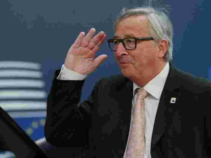 L'Europe attend qu'Emmanuel Macron règle un problème français en priorité — et Jean-Claude Juncker vient de l'énoncer en une phrase