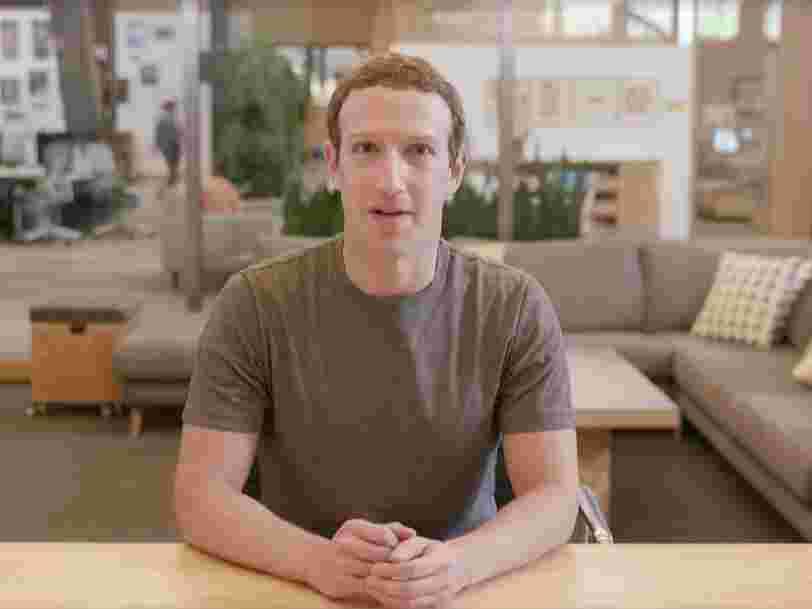 Mark Zuckerberg vient de dévoiler son plan en 9 étapes pour que Facebook ne soit plus utilisé pour faire basculer une élection