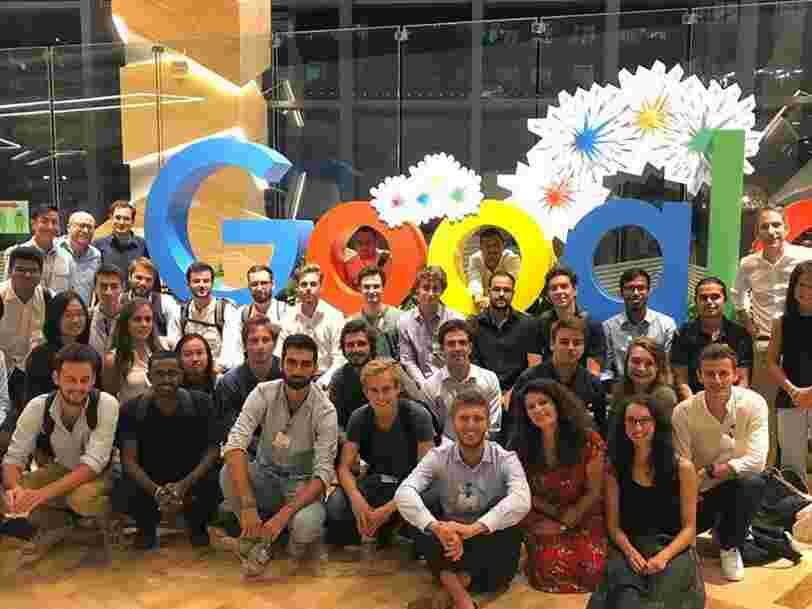 Les 50 entreprises qui font rêver les étudiants en école de commerce