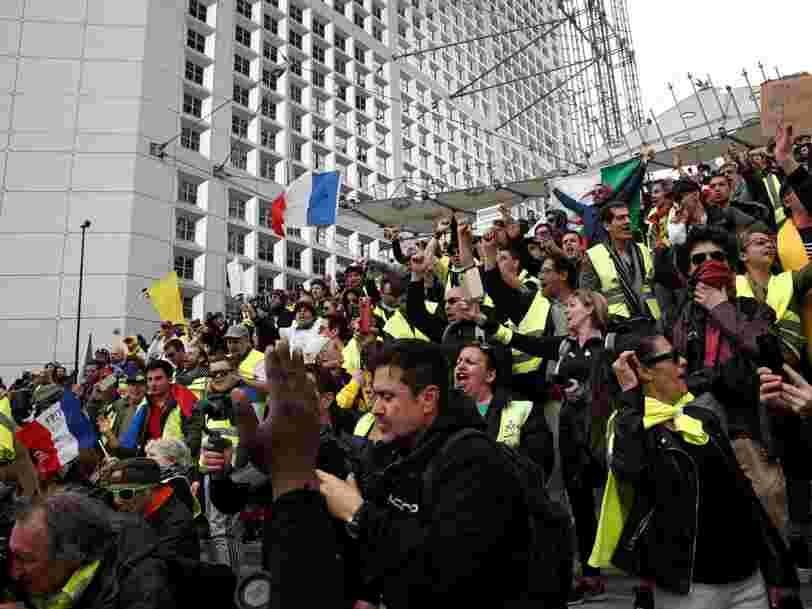 Le pouvoir d'achat des Français va augmenter en 2019, et c'est en partie lié à la réponse de Macron aux Gilets jaunes