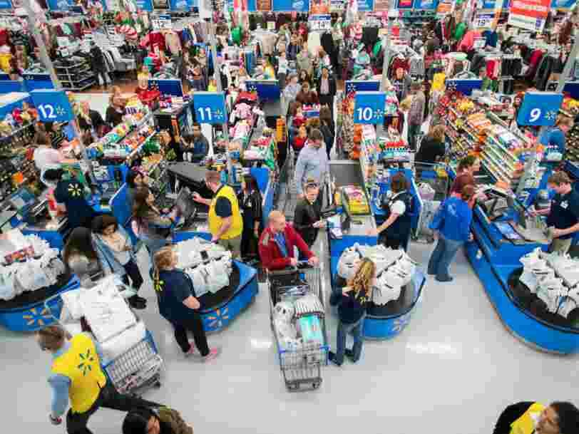 Google et Walmart unissent leurs forces pour s'attaquer à Amazon