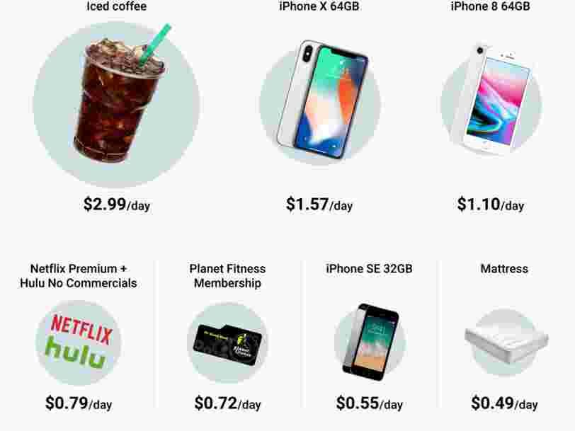 Votre iPhone vous coûte probablement moins cher que votre café quotidien