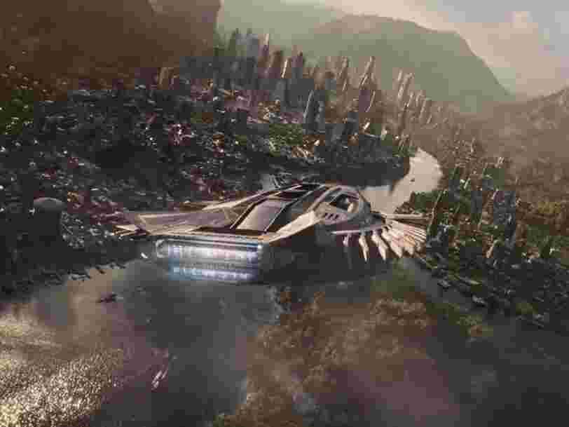 Toutes les technologies futuristes de 'Black Panther' et leurs chances de devenir réalité