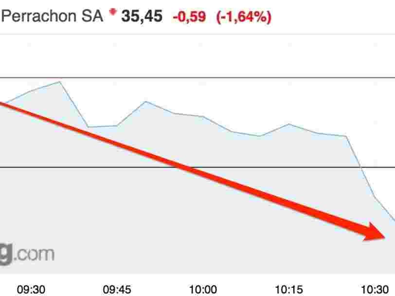 Casino trébuche en Bourse après un malentendu avec Carrefour sur un possible rapprochement des 2 rivaux