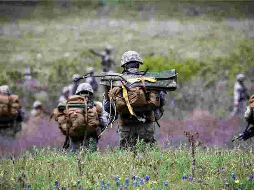 La garde nationale de ces 6 Etats américains pourrait rivaliser sans problème avec des armées étrangères