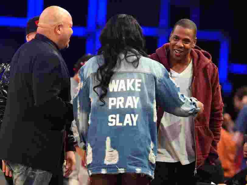 Jay Z lance sa société de capital-risque
