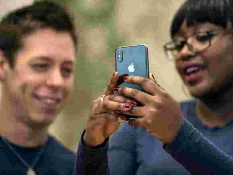 Vous n'avez sûrement jamais entendu parlé de l'application la plus téléchargée au monde sur iPhone au T1