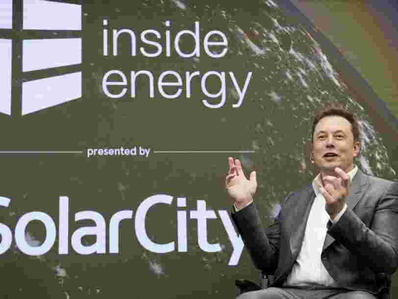 Tesla réduit la voilure dans sa division solaire — des douzaines de sites SolarCity sont concernés