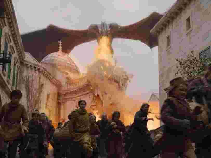 Game of Thrones : les principaux personnages qui sont morts dans l'épisode 5 de la saison 8