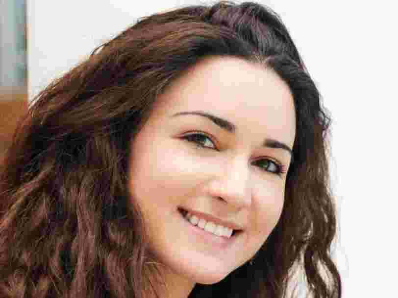 Roxanne Varza: 'le futur du travail, c'est la flexibilité'