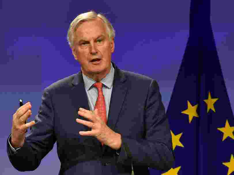 Le Royaume-Uni a 2 semaines pour régler la facture du Brexit, prévient l'UE