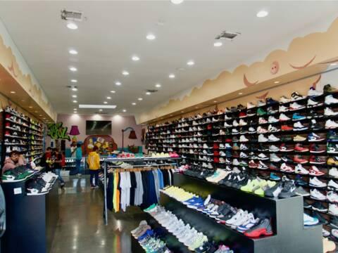 Un accro aux sneakers qui a réalisé plus de 6M€ de ventes l