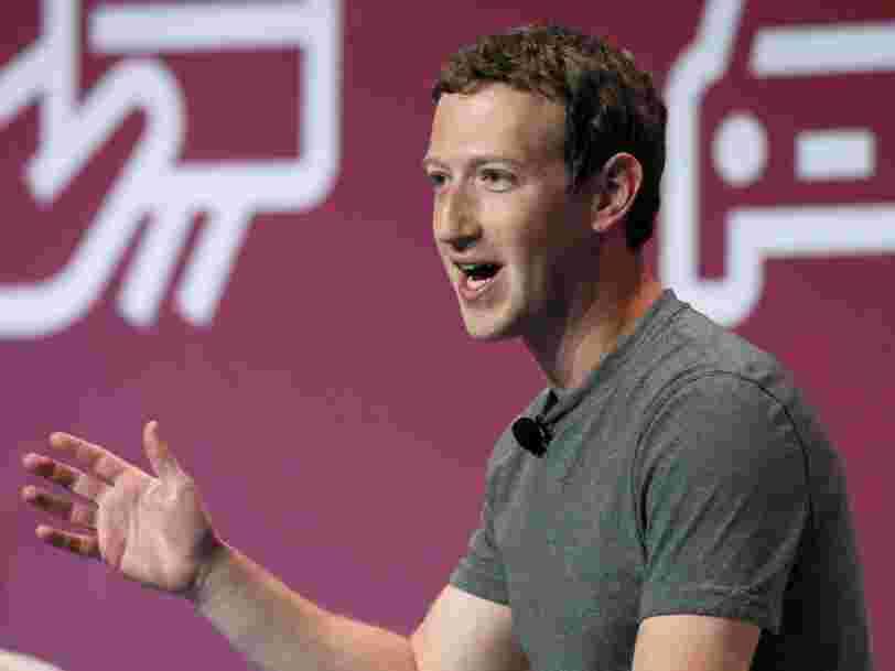 Mark Zuckerberg explique pourquoi il fait des évaluations de performance pour veiller à ce que les employés soient prêts à être remplacés