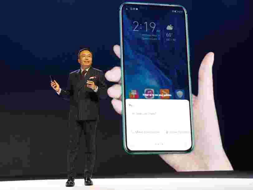 Huawei, Apple, Canon... Les marques de smartphones, télés ou ordinateurs les plus fiables
