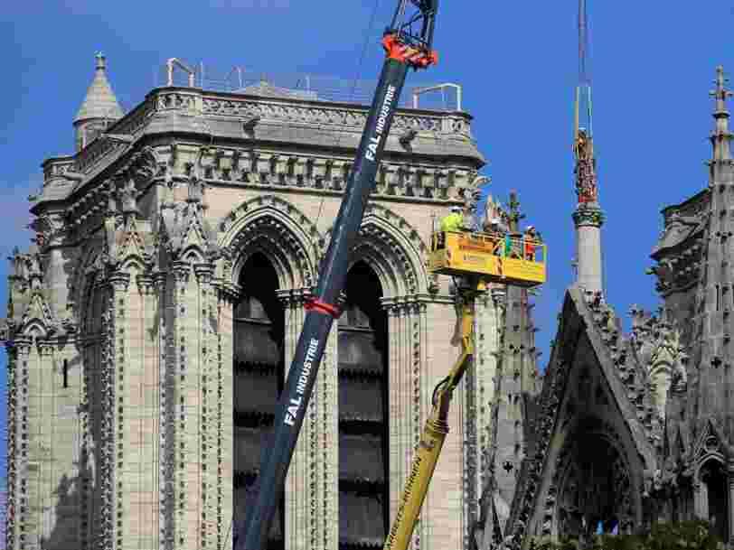 Les points du projet de loi pour la reconstruction de Notre-Dame qui font débat