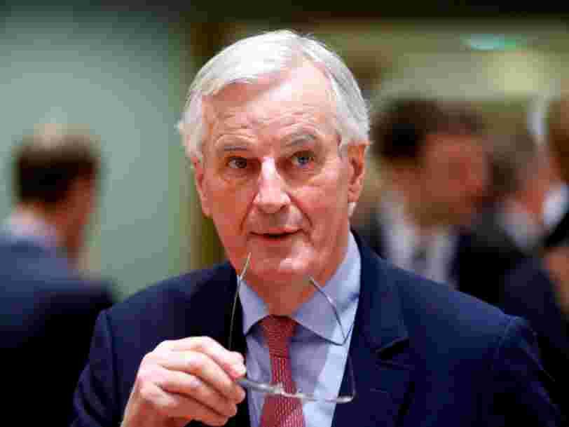 La sortie des Britanniques de l'UE menace le camembert et le champagne — Michel Barnier veut les protéger 'le plus rapidement possible'