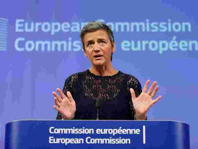 La commission européenne ouvre une enquête sur le projet de fusion à 46Mds€ entre Essilor et le fabricant de Ray Ban