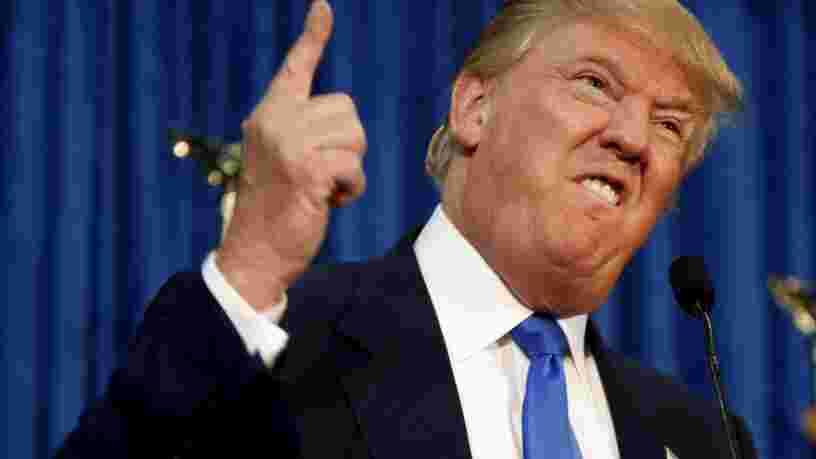 Les marchés paniquent à l'idée de voir Donald Trump gagner l'élection aux Etats-Unis