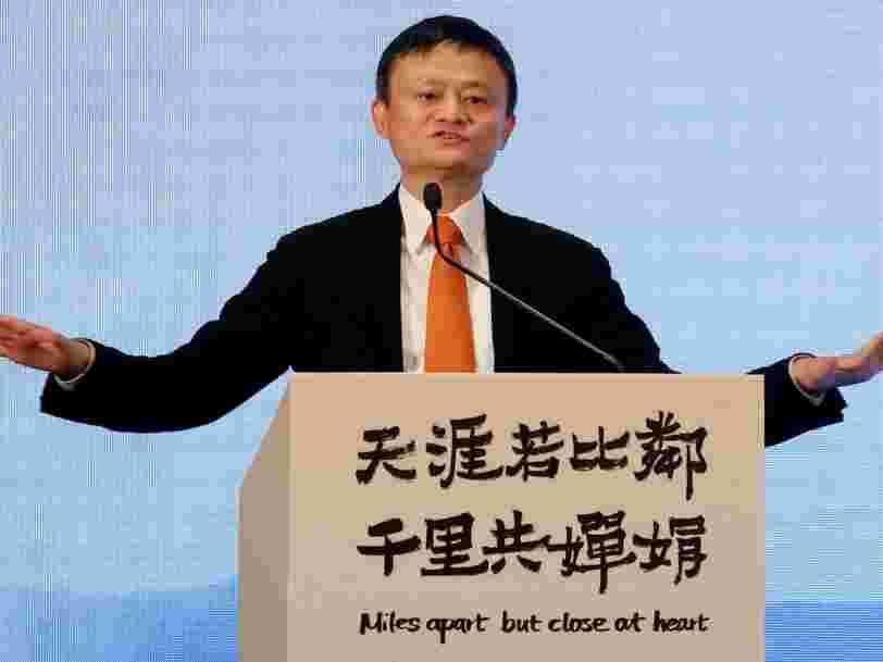 Le milliardaire chinois Jack Ma est de plus en plus critique envers le bitcoin, qu'il considère comme une bulle