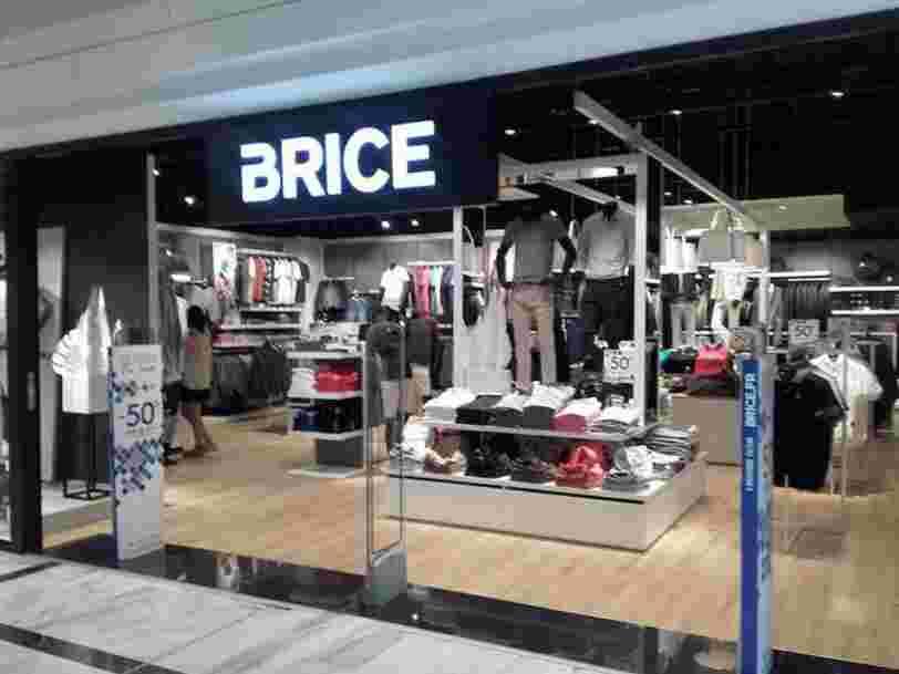 Le groupe derrière Jules et Brice ferme 88 magasins — voici où ils disparaissent