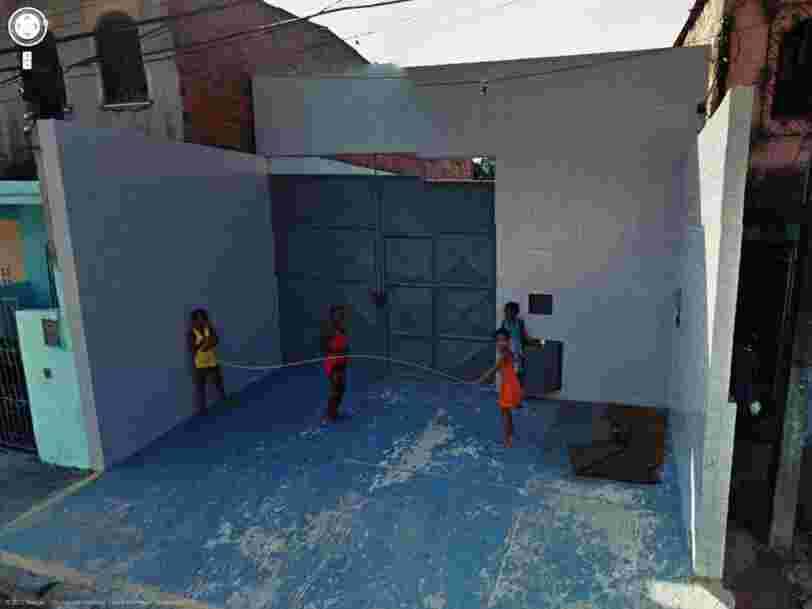 Ces 27 images stupéfiantes ont été prises par Google Street View