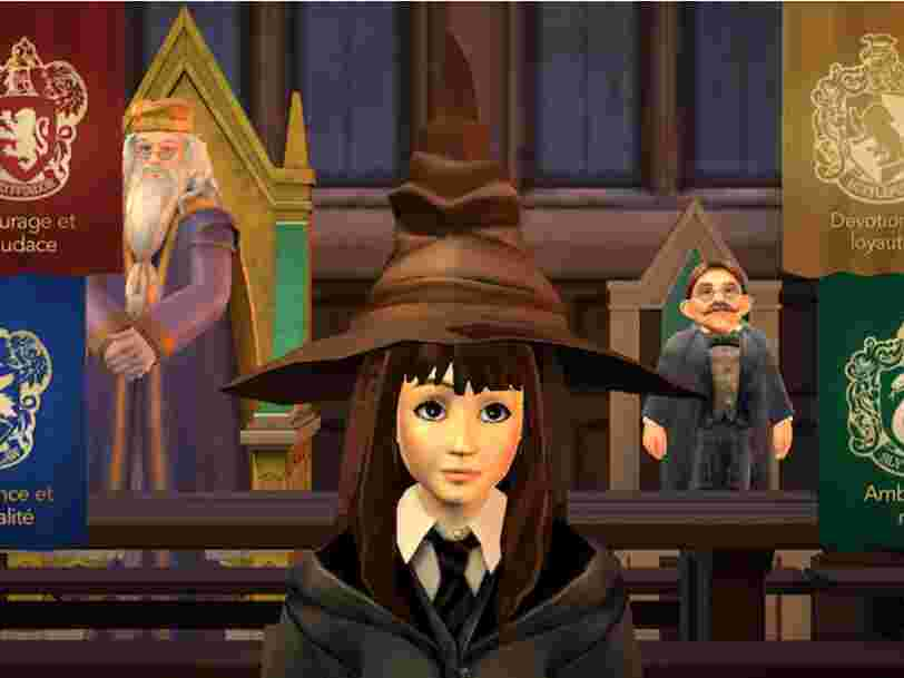 On a essayé le jeu Harry Potter sur mobile que les fans réclament depuis des années — et on l'a désinstallé au bout de 15 minutes