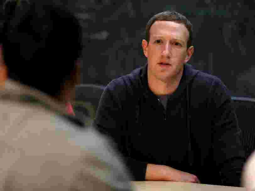 Mark Zuckerberg n'a jamais travaillé ailleurs que chez Facebook — et c'est à la fois une bénédiction et une malédiction