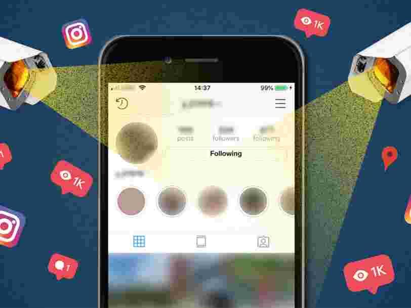 Une société a eu accès aux données des utilisateurs d'Instagram... et les 6 autres choses à savoir dans la tech ce matin