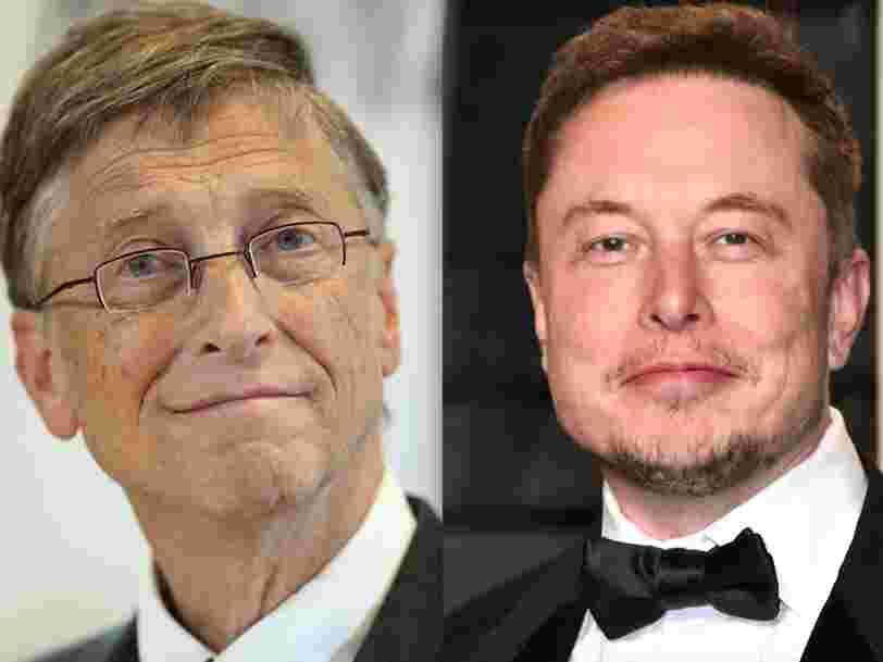 Bill Gates et Elon Musk partagent une routine quotidienne qui les aide à gérer leur emploi du temps chargé