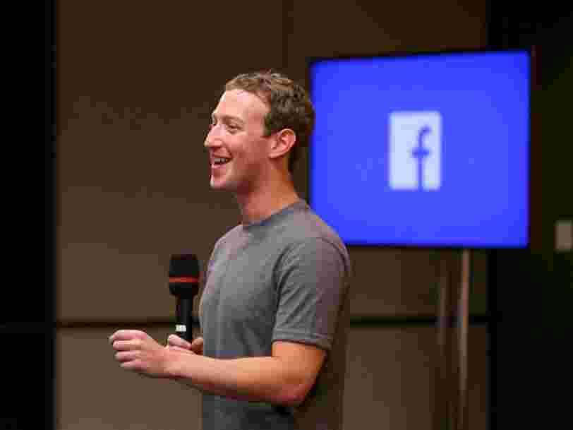 Facebook va autoriser les médias à faire payer les lecteurs pour des articles