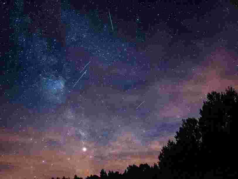 La pluie d'étoiles filantes Delta Aquarides Sud a lieu ce soir, voici comment l'observer