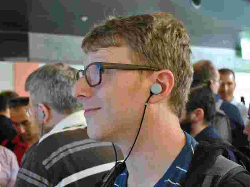 Voici pourquoi les nouveaux écouteurs sans fil de Google pourraient détrôner les Airpods d'Apple