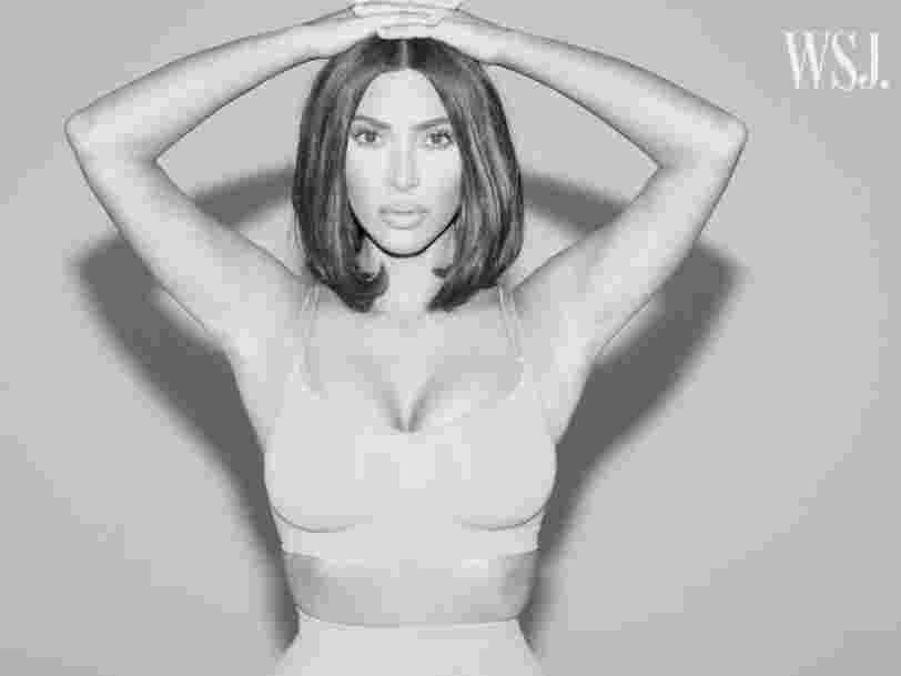 Kim Kardashian s'explique sur la polémique autour de sa marque Kimono