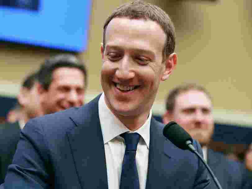 Facebook dit qu'il fonctionnera avec des énergies 100% renouvelables d'ici à 2020