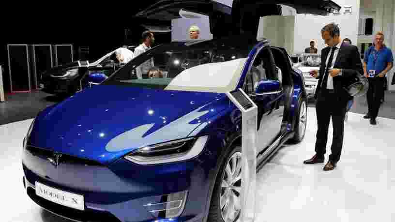 Tesla rachète un industriel allemand pour atteindre son objectif de 500 000 véhicules produits en 2018