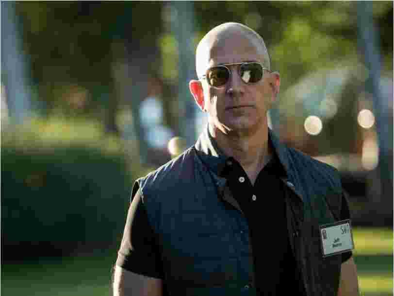 Jeff Bezos dit que travailler chez McDonald's à 16 ans a déclenché son obsession pour l'automatisation et la gestion des employés