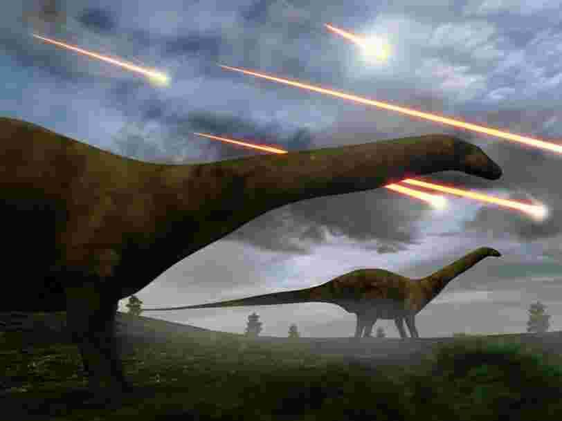 L'astéroïde qui a anéanti les dinosaures a provoqué un désastre planétaire bien pire que ce que les scientifiques pensaient