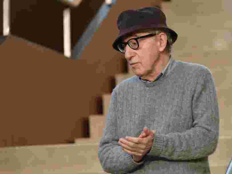 Woody Allen va publier ses mémoires et ça scandalise son fils Ronan Farrow, qui partage le même éditeur